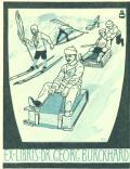 EX-LIBRIS DR. GEORG BURCKHARD (odkaz v elektronickém katalogu)