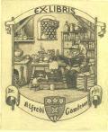 EX LIBRIS Dr. Alfredi Comtesse (odkaz v elektronickém katalogu)