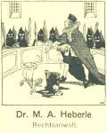 Dr. M. A. Heberle Rechtsanwalt (odkaz v elektronickém katalogu)
