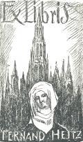 ExLibris FERNAND HEITZ (odkaz v elektronickém katalogu)