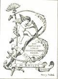 EX LIBRIS J.M. BRILLE (odkaz v elektronickém katalogu)