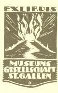 MUSEUMSGESELLSCHAFT ST. GALLEN (odkaz v elektronickém katalogu)