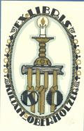 EX LIBRIS KILIAN OBERHOLZER (odkaz v elektronickém katalogu)