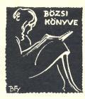 BÖZSI KÖNYVE (odkaz v elektronickém katalogu)