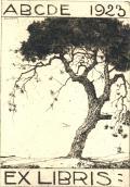 ABCDE 1923 EXLIBRIS (odkaz v elektronickém katalogu)