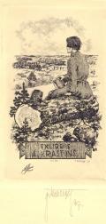 EXLIBRIS A. KRASTINŠ (odkaz v elektronickém katalogu)
