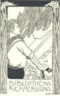 BIBLIOTHEKA RICKMERSIANA (odkaz v elektronickém katalogu)