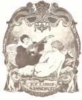 EX LIBRIS SASSONOFF (odkaz v elektronickém katalogu)