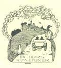 EX LIBRIS RuM EYBNER (odkaz v elektronickém katalogu)