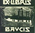 EX LIBRIS BAUCIS (odkaz v elektronickém katalogu)