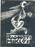 RADNÓTI MIKLÓS (odkaz v elektronickém katalogu)
