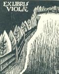 EX LIBRIS VIOLAE (odkaz v elektronickém katalogu)