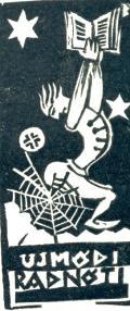 UJMÓDI RADNÓTI (odkaz v elektronickém katalogu)