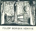 FÜLÖP BORISKA KÖNYVE (odkaz v elektronickém katalogu)