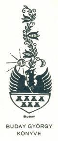 BUDAY GYÖRGY KÖNYVE (odkaz v elektronickém katalogu)
