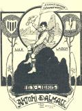 EX-LIBRIS ANTONI DALMAU (odkaz v elektronickém katalogu)