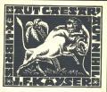 EX LIBRIS J.F.KÄYSER (odkaz v elektronickém katalogu)