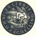 EX LIBRIS IR. H.G.J.SCHELLING (odkaz v elektronickém katalogu)