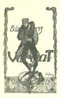 Exlibris Varga T. (odkaz v elektronickém katalogu)