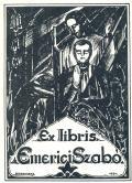 Ex libris Emerici Szabó (odkaz v elektronickém katalogu)