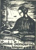 Várady Szabó Sándorné könyve (odkaz v elektronickém katalogu)