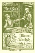 Mein Buch Marco Birnholz (odkaz v elektronickém katalogu)