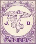 J.B. ExLIBRIS (odkaz v elektronickém katalogu)