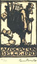 ABCDE ASSOCIATON BELGE 993 (odkaz v elektronickém katalogu)