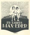 EX-LIBRIS MAX EDER (odkaz v elektronickém katalogu)