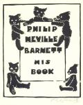 PHILIP NEVILLE BARNETT HIS BOOK (odkaz v elektronickém katalogu)