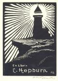 Ex Libris L. Hepburn (odkaz v elektronickém katalogu)