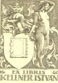 EX LIBRIS KELLNER ISTVÁN (odkaz v elektronickém katalogu)