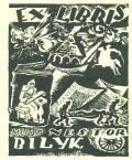 EX LIBRIS MUDr. NESTOR BILYK (odkaz v elektronickém katalogu)
