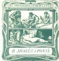 EL PROGRESO EMBELLEZE B. SIGALÉS I PONSA (odkaz v elektronickém katalogu)