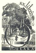 ex libris Prał. A. Około-Kułaka (odkaz v elektronickém katalogu)