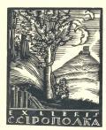 EX LIBRIS S. SIROPOLKA (odkaz v elektronickém katalogu)
