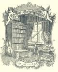 Ex libris Joseph Fischhof (odkaz v elektronickém katalogu)