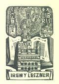 EX LIBRIS IRENY LESZNER (odkaz v elektronickém katalogu)