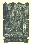 EX LIBRIS ZOFII LESZNER (odkaz v elektronickém katalogu)