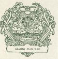 GIANNI MANTERO (odkaz v elektronickém katalogu)