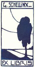 G.SCHELLINX EX LIBRIS (odkaz v elektronickém katalogu)