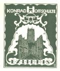 KONRAD HOFFSCHULTE EXLIBRIS (odkaz v elektronickém katalogu)