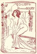 Ex LIBRIS Georges GOURY (odkaz v elektronickém katalogu)