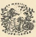 EX MUSICIS DR. JOS. LENZE (odkaz v elektronickém katalogu)