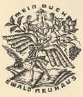 MEIN BUCH EWALD NEUHAUS (odkaz v elektronickém katalogu)