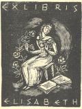 EX LIBRIS ELISABETH (odkaz v elektronickém katalogu)