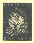 EXLIBRIS DR. TROPP (odkaz v elektronickém katalogu)
