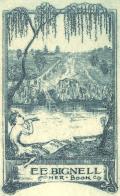 E.E. BIGNELL HER BOOK (odkaz v elektronickém katalogu)