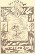 EX LIBRIS GWENDOLEN GAME (odkaz v elektronickém katalogu)
