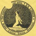 Exlibris Käthe-Luise-Irene Daume (odkaz v elektronickém katalogu)